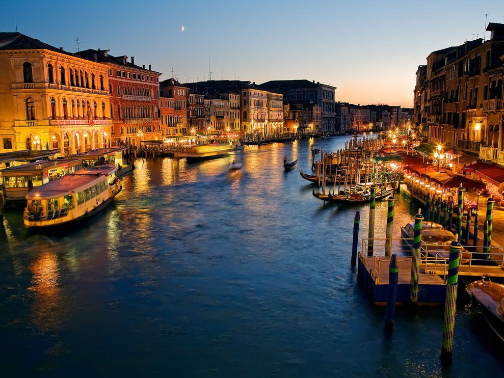 Pigūs lėktuvų bilietai į Veneciją
