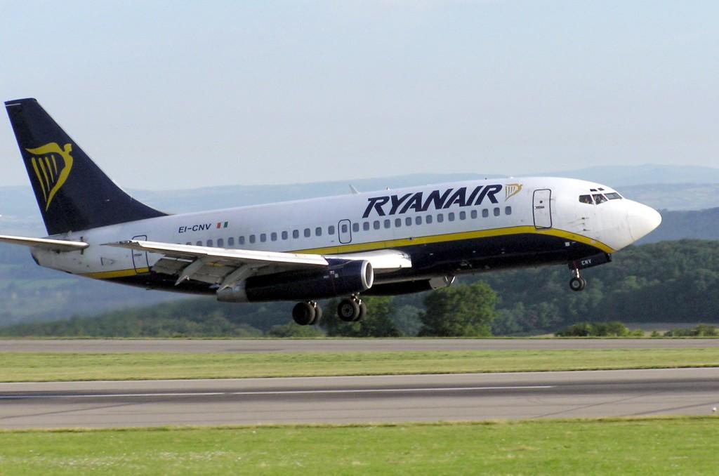 Ryanair naujovės nuo balandžio mėnesio