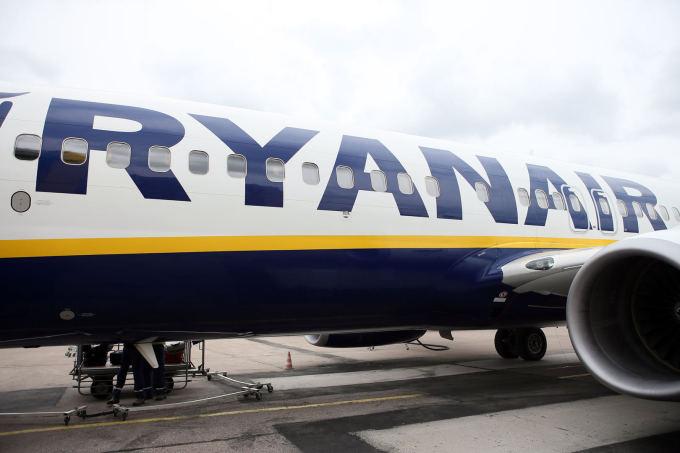 Ryanair skrydžiai atsinaujina