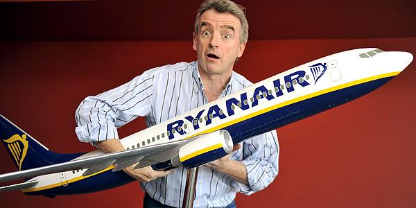 Ryanair paskelbė kitų metų kryptis iš Kauno ir Vilniaus