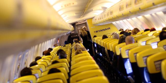 Ryanair pigių skrydžių registracija
