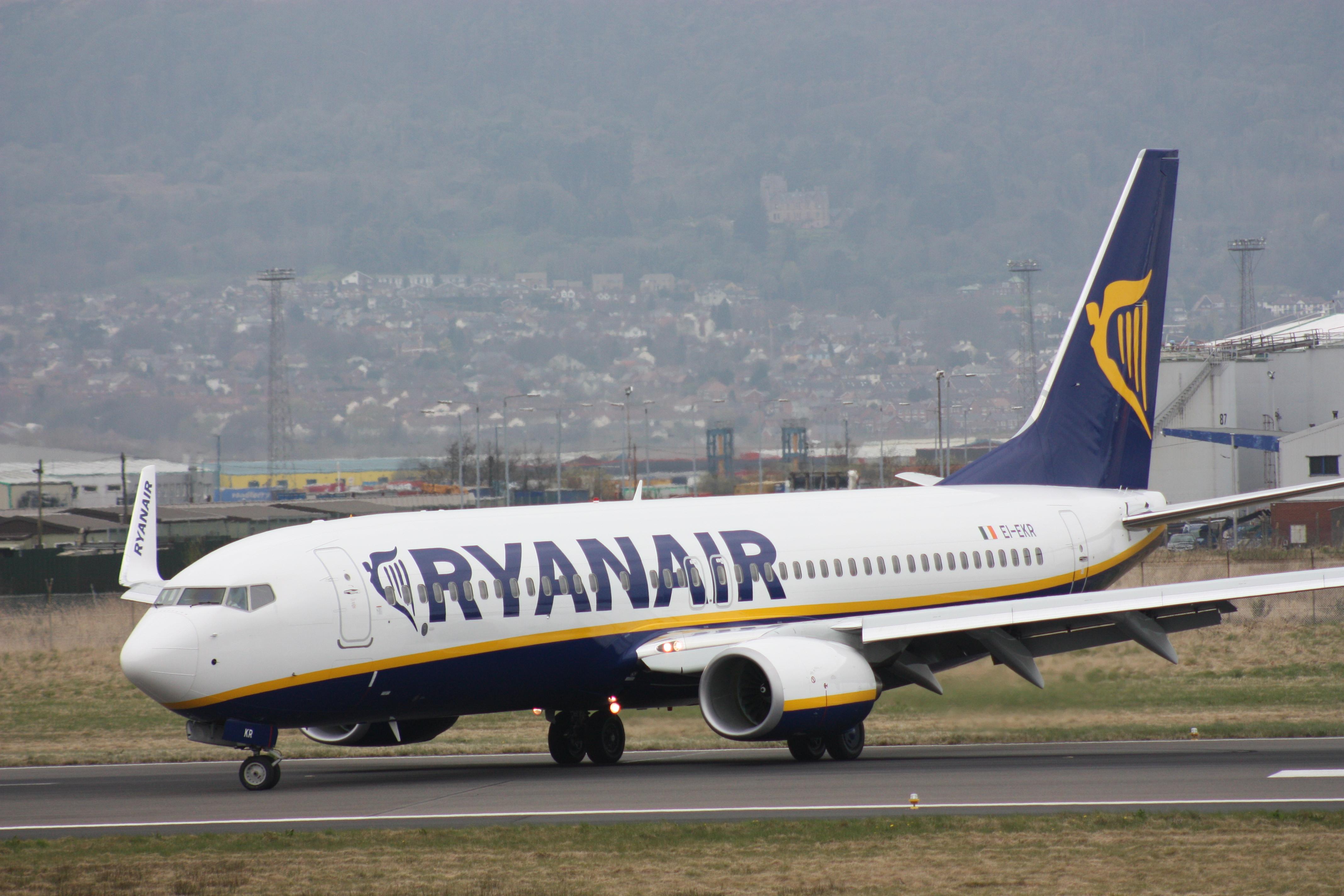 Pigių skrydžių kompanijos Ryanair žiemos krypčių naujienos