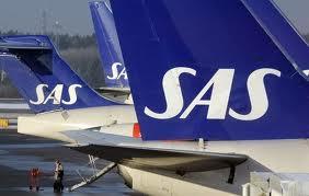 SAS skrydžių išpardavimas