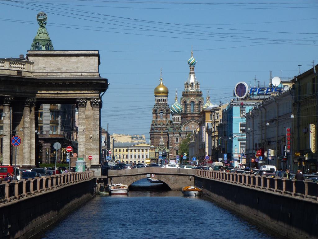 Pigūs lėktuų bilietai į Sankt Peterburgą