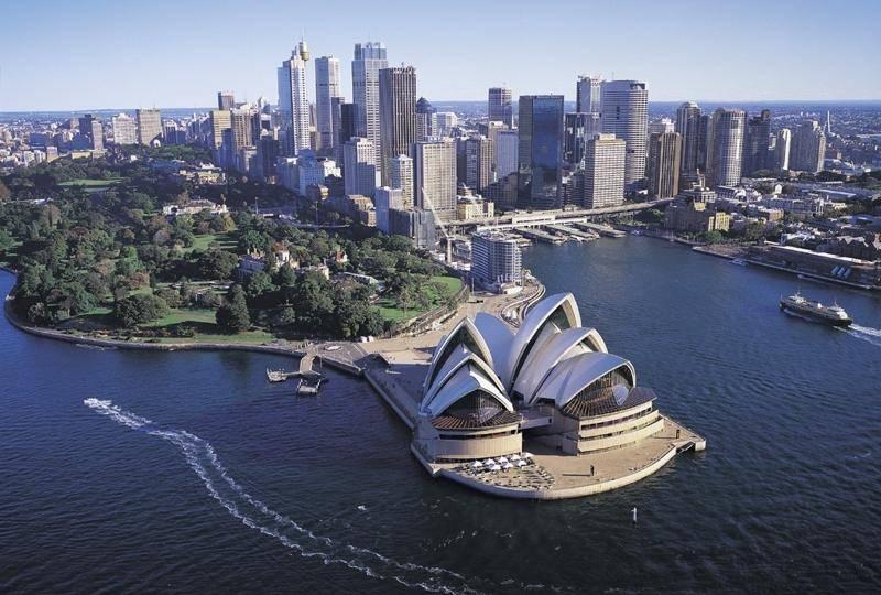 Pigūs lėktuvų bilietai į Sidnėjų