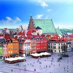 Pradedami vykdyti skrydžiai iš Palangos į Varšuvą
