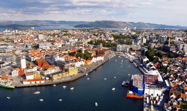 Wizzair skrydžiai: tiesioginės kryptys į Norvegiją