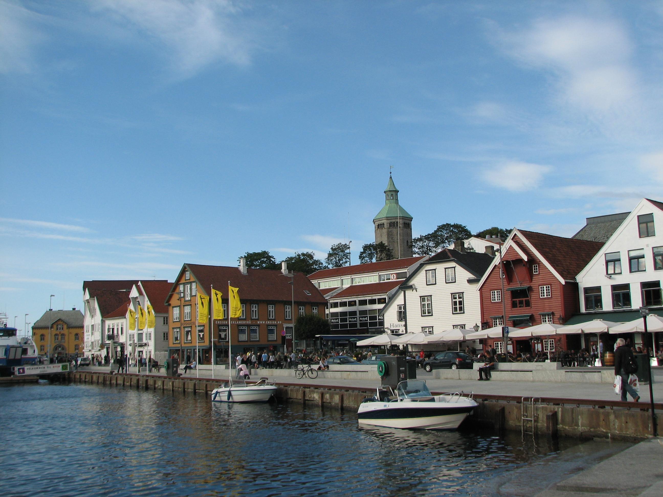 Vilnius - Stavangeris. Pigūs lėktuvų bilietai į Stavangerį