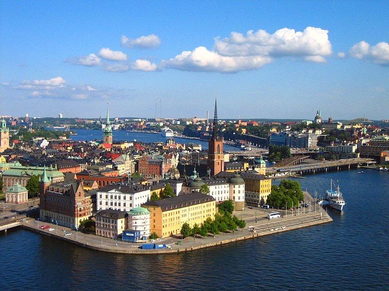 Vilnius - Stokholmas: Pigūs lėktuvų bilietai į Stokholmą