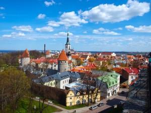 Vilnius - Talinas. Pigūs lėktuvų bilietai į Taliną