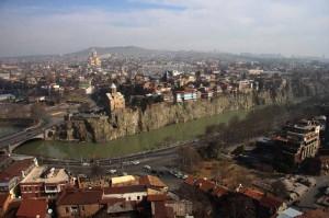 Pigūs lėktuvų bilietai į Tbilisį