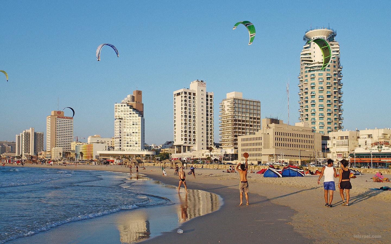 Vilnius - Tel Avivas: Pigūs lėktuvų bilietai į Tel Avivą