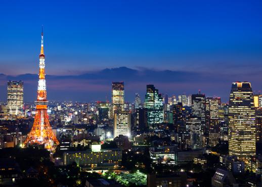 Pigūs lėktuvų bilietai į Tokiją