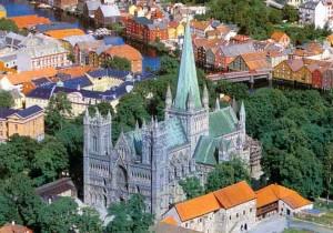 Vilnius - Trondheimas: Pigūs lėktuvų bilietai į Trondheimą