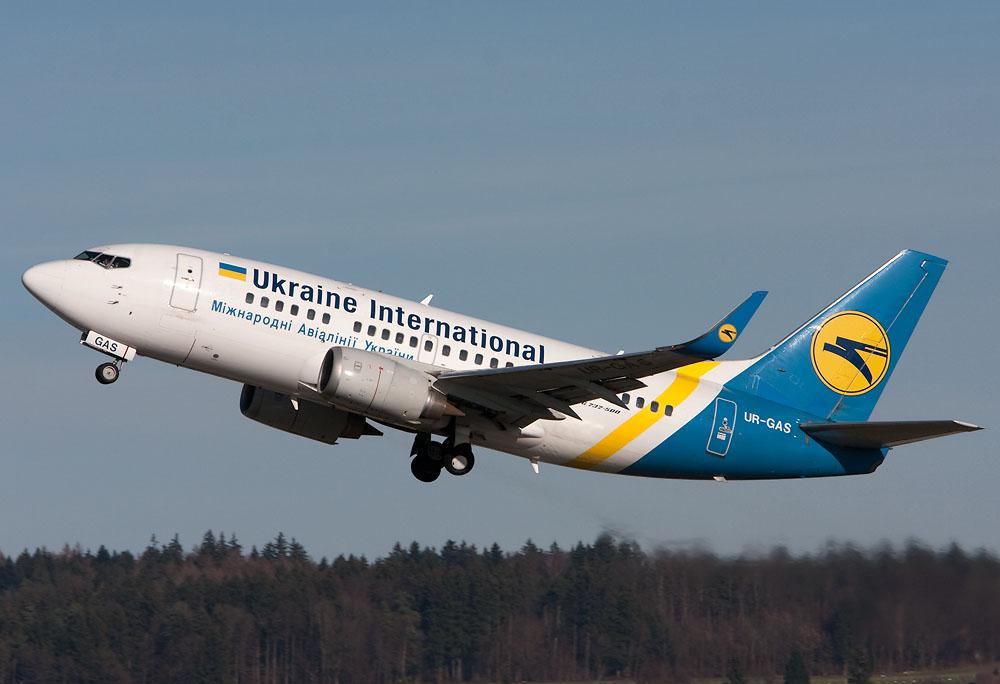 Ukraine International Airlines plečia savo veiklą