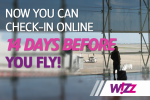Wizzair online check-in