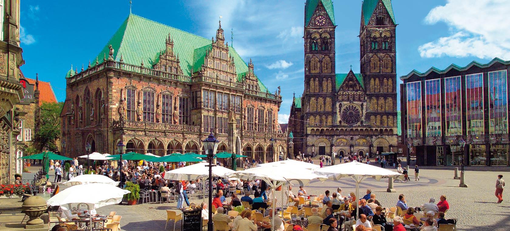 Pigios kelionės į Bremeną