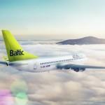 airBaltic skrydžiai