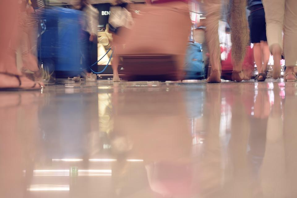 Rankinio bagažo taisyklės skrendant į/iš Izraelį