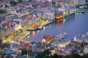 Vilnius - Bergenas. Pigūs lėktuvų bilietai į Bergeną