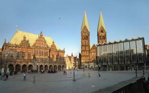 Vilnius - Bremenas. Pigūs lėktuvų bilietai į Bremeną