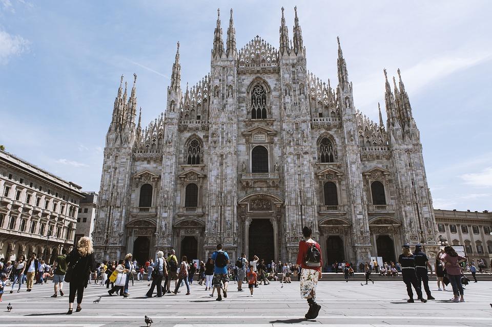 Keliaujam į Milaną pigiau!