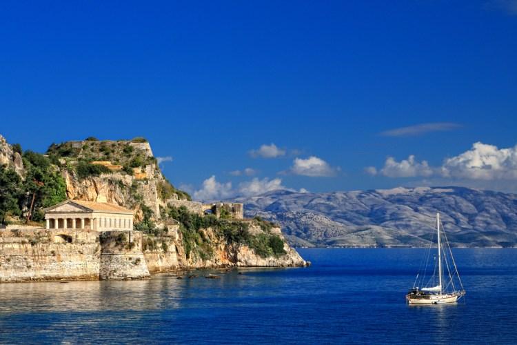 Pigios kelionės į Korfu (Graikija)