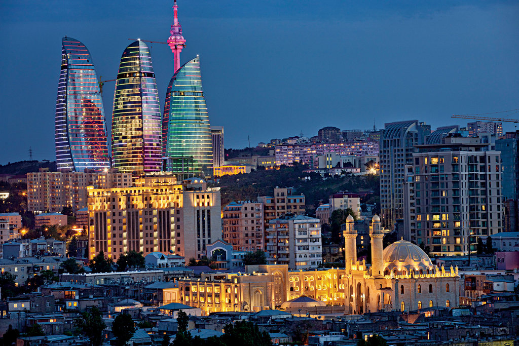 lektuvu bilietai i Baku