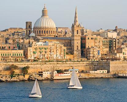 Kaunas - Malta. Pigūs lėktuvų bilietai į Maltą