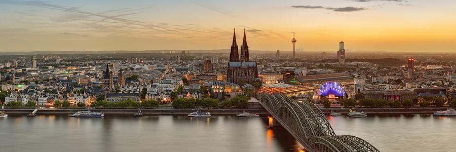 Ryanair skrydžiai į Vokietijos miestus