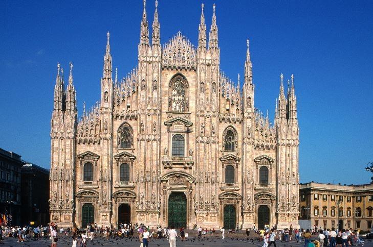 WIZZAIR pigių skrydžių kryptys į Italijos miestus