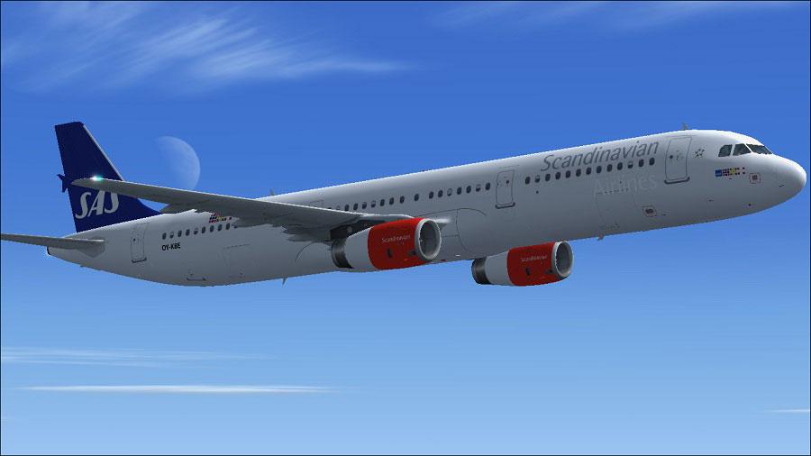 Scandinavian airlines akcija visiems skrydžiams!