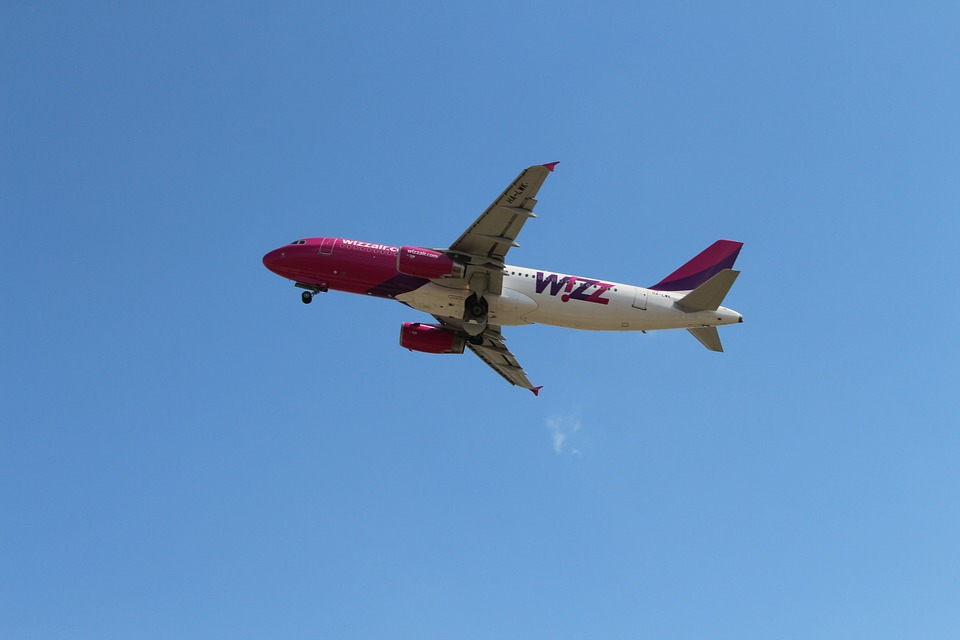 Svarbi informacija skrendantiems su Wizzair į Milaną
