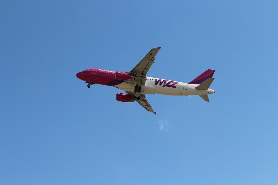 Nauja Wizzair registracijos į skrydį tvarka