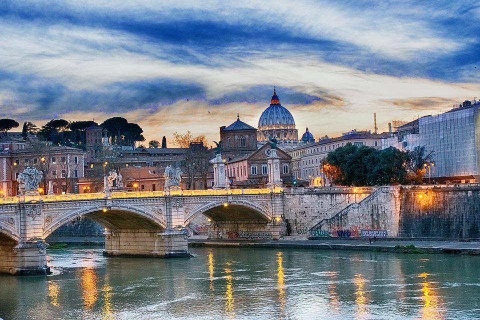 Pigios kelionės į Romą