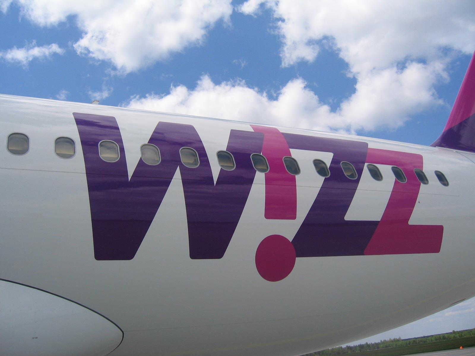 Wizzair skrydžiai skelbia naujienos